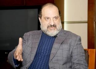 خالد الصاوي يعتذر عن حضور حفل افتتاح مهرجان القاهرة السينمائي