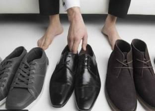 """ضبط مصنعين """"بير سلم"""" للأحذية المغشوشة وتقليد الماركات بشبرا الخيمة"""