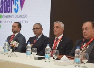 رئيس جامعة المنوفية يفتتح المؤتمر السابع لجمعية النيل للأمراض الصدرية