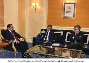 وزير البترول: حفر 10 آبار باستثمارات 800 مليون دولار