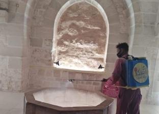 إقبال متوسط على قلعة قايتباي بالإسكندرية في أول أيام عيد الفطر