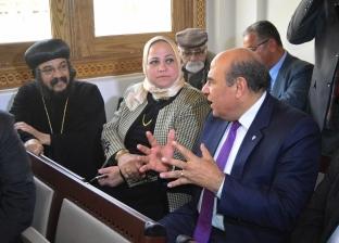 جامعة الإسكندرية: افتتاح مقر معهد الدراسات القبطية نواة لخطة كبيرة