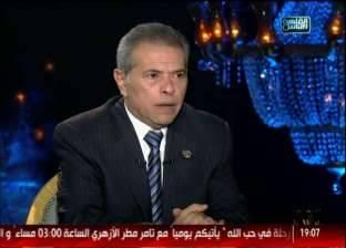 """توفيق عكاشة عن رئاسته للبرلمان: """"كنت هبقى أفضل من علي عبدالعال"""""""