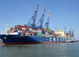 مميش: تدشين خدمة جديدة للتحالف الملاحي بميناء غرب بورسعيد