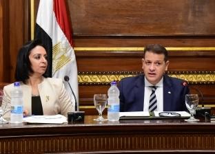 """""""إفريقية النواب"""" تستقبل سفير اليابان لدى القاهرة لبحث سبل التعاون"""