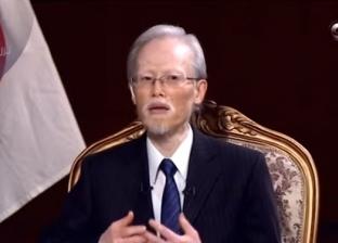 السفير الياباني: من لم يزر الأقصر ومعالم مصر الأثرية لم يستمتع بحياته
