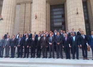 دورة تدريبية لقضاة عسكريين مصريين وعرب في محكمة النقض