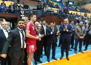 وزير الرياضة يشهد ختام منافسات بطولة البحر المتوسط للناشئين في بورسعيد