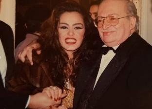 بالفيديو| الظهور الأخير للمنتج سمير خفاجى مع شريهان