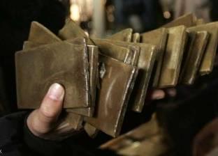 ضبط 55 متهما بـ6 كيلو حشيش و27 ألف قرص مخدر في بالجيزة