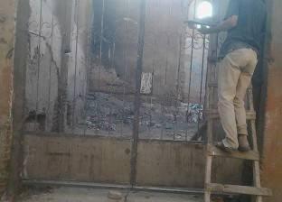 """باحث بمؤسسة الشهيد بالمحلة: وزارة الآثار رفضت استلام""""خوخة اليهود"""""""