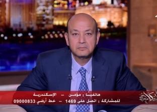 """أديب عن دعوات التظاهر: """"محمد علي تفة على الشمال.. ده شغل الإخوان وقطر"""""""