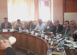 بدء الجلسة الـ11 لمجلس قطاع خدمة المجتمع بجامعة المنوفية