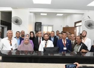 """التموين تفتتح مركز خدمة المواطنين المطور بـ""""بردين"""""""