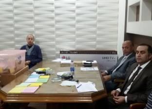 إقبال كبير في انتخابات نادي النيابة الإدارية ببني سويف