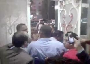 «الصحفيين» تقرر التصعيد ضد رئيس «الزمالك» بعد الاعتداء على أعضائها