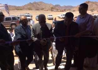 افتتاح الوحدة المحلية بقرية السعال في مدينة سانت كاترين