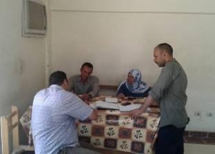 """فتح مكتب خدمة المواطنين بدير مواس لتخفيف زحام """"إضافة المواليد"""""""