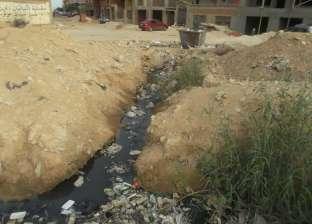 الصرف الصحى يغرق «الكبانون» ويدمر 30% من الثروة السمكية بالسويس