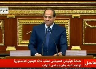 محافظ البحر الأحمر يهنئ الرئيس السيسي لبدء الفترة الرئاسية الثانية