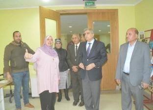 لجنة لفحص المدارس الصادر لها قرارات إزالة بالمنيا