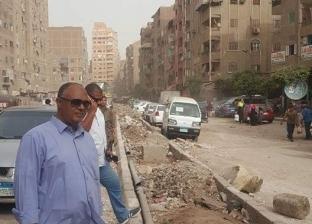 """""""شمال الجيزة"""": إعادة تخطيط """"مسجد فلفل"""" للقضاء على التكدسات المرورية"""