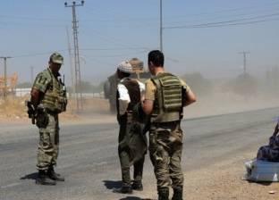 انتهاء حملة أمنية ضد مسلحين أكراد في منطقتين حدوديتين بتركيا