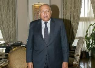 شكري يترأس الشق الوزاري من اللجنة العليا المشتركة بين مصر وإثيوبيا