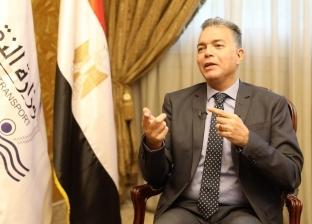 """وزير النقل يكشف لـ""""الوطن"""" تفاصيل القطار المكهرب """"السلام-الإدارية"""""""