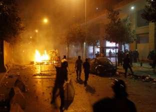 أعمال شغب تحرق ألف سيارة في فرنسا على هامش الاحتفالات بالعيد الوطني