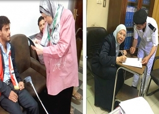 """""""الجوازات والهجرة"""" تواصل تيسير استخراج محررات كبار السن وذوي الإعاقة"""