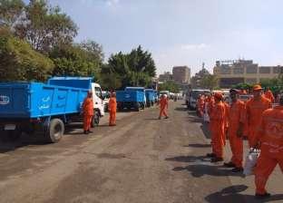 """رئيس """"نظافة القاهرة"""": نحتاج 10 آلاف عامل لتغطية أحياء المحافظة"""
