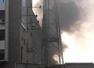 عاجل  إخماد حريق في محولين كهربائيين بسنترال بورسعيد الرئيسي