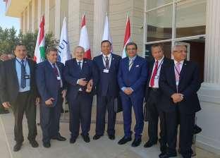 جامعة السويس تشارك في الدورة الـ51 لاتحاد الجامعات العربية بلبنان