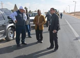 المرور: تحويلات مرورية بطريق السويس الصحراوي بسبب أعمال الصيانة