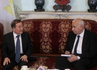 """سفير الصين بالقاهرة: نتطلع للتعاون مع مصر في إطار """"الحزام والطريق"""""""