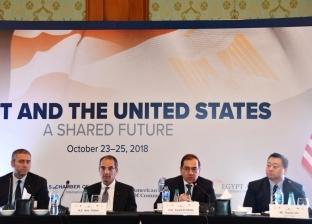 وزير البترول: 5.6 مليار دولار حجم التبادل التجاري بين مصر وأمريكا