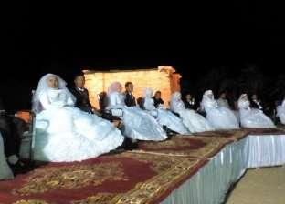 توزيع 384 جهازا كهربائيا خلال حفل زفاف جماعي بجنوب سيناء اليوم