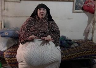 طبيب ومدرب يعرضان مساعدة «الآنسة نبوية» ضحية السمنة المفرطة: هتتعالج مجانا