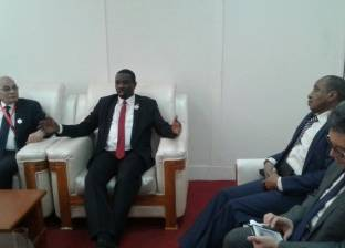 وزير الزراعة يبحث إمكانية تنفيذ مشروعات مشتركة مع الحكومة السودانية