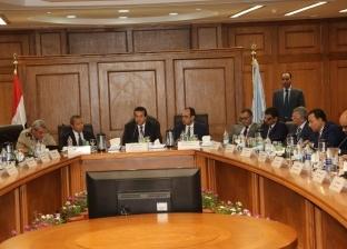 """عادل مبارك: """"الأعلى للجامعات"""" يتابع الاختبار التقييمي لكليات الطب"""