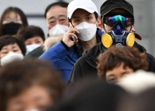 ارتفاع أعداد الإصابات بفيروس كورونا في كوريا الجنوبية إلى 9478 حالة