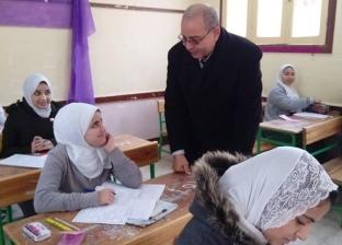 11 ألف طالب يؤدون امتحانات الترم الأول للشهادة الإعدادية في بورسعيد