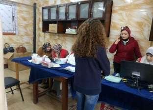 """بدء حملة """"100 مليون صحة"""" للكشف على طلاب المدارس الثانوية ببني سويف"""