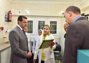 محافظ أسيوط: توفير الدعم اللازم للمراكز الصحية لتقديم أفضل الخدمات