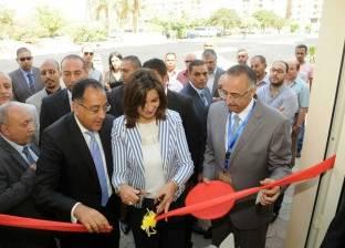 وزير الإسكان يتفقد مشروع إحلال وتجديد محطتي «كيما» في أسوان