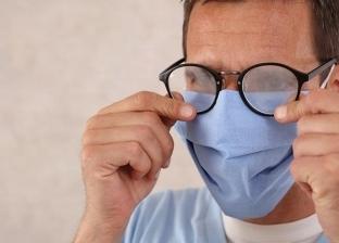 السر في فرك العين.. أطباء يفسرون سبب حماية ارتداء النظارات من كورونا