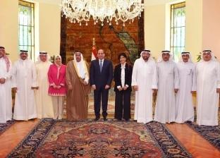 السيسي: مصر تبذل جهدا كبيرا لتعزيز الوحدة الوطنية الفلسطينية