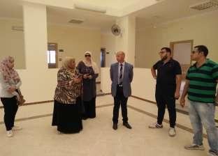 وكيل صحة الشرقية يوجه بدعم الإدارة الصحية بالعاشر من رمضان