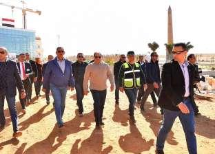 «السيسى»: المشروعات العملاقة استكمال لمسيرة البناء والتنمية.. والشعب يقدّرها